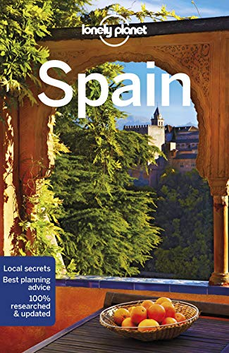 Lonely Planet Spain (Travel Guide) from Lonely Planet