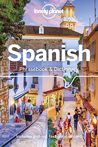 Lonely Planet Spanish Phrasebook & Dictionary from Lonely Planet