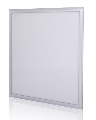 40W White Body LED Ceiling Panel Flat Tile Panel Downlight Cool White Super Bright 600 x 600, High Efficiency Premium Quality IC Driver, 3 Years Warranty from Long Life Lamp Company
