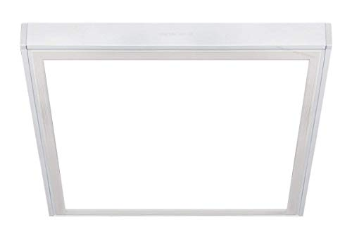 48w Surface Mount LED Panel 600 x 600 Frame with LED Panel White Body 3 Year Warranty from Long Life Lamp Company