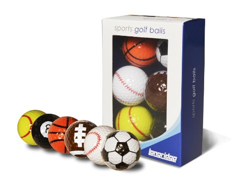 Longridge Sports Golf Balls - Multi from Longridge