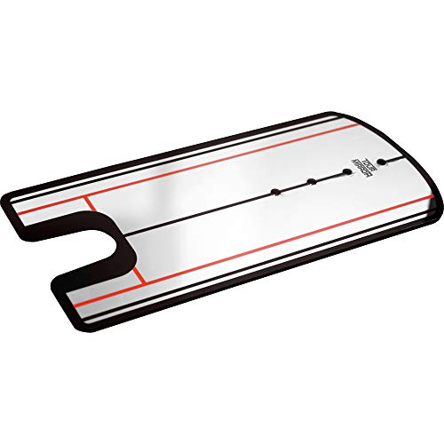 Longridge Tour Mirror Traing Aid - Silver from Longridge