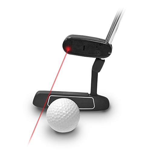 Longridge Unisex's GOLF LASER PUTTER, Black, ONE SIZE from Longridge