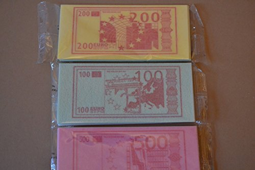 Funny Money x3 Packs (approx 60 Sheets) from Look O Look