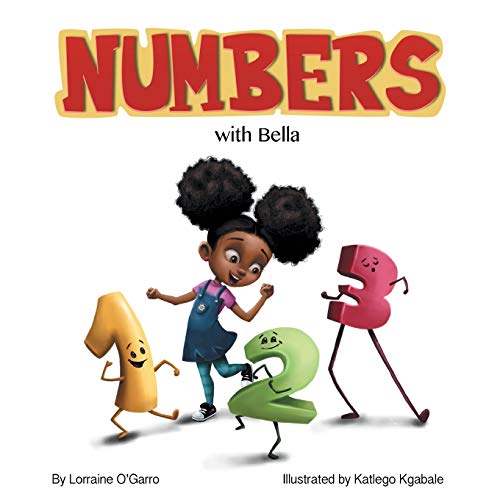 Numbers with Bella from Lorraine White