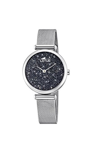 Lotus Womens Analogue Quartz Watch with Stainless Steel Strap 18564/3 from Lotus