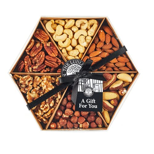 Ludlow Nut Nut Gift Tray 520 g from Ludlow Nut