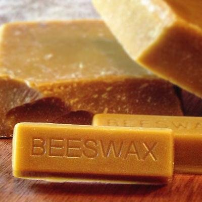 2 Beeswax Blocks for Drysuit/Wetsuit Zips from Lumb Bros