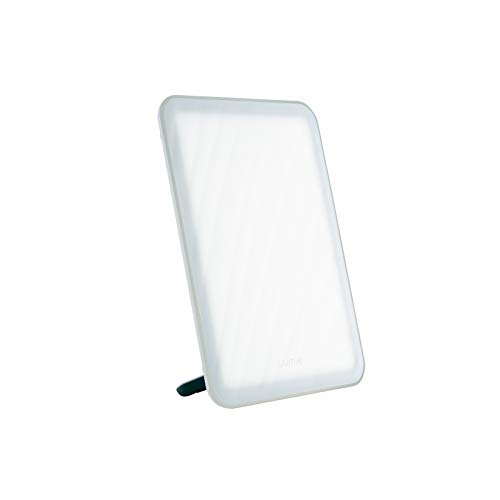 Lumie Vitamin L - 10,000lux Slim Lightbox for Effective SAD Light Therapy from Lumie