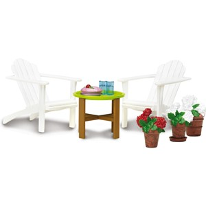 Lundby Doll Garden Furniture Set 3 - 10 years from Lundby