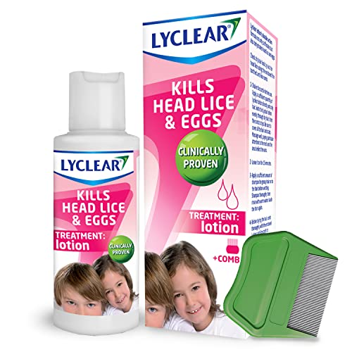 Lyclear Lotion, 100ml from Lyclear