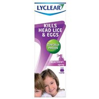Lyclear Spray 100ml from Lyclear
