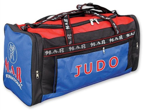 M.A.R InternationalLtd Judo Kit Bag Bjj Holdall Mixed Martial Arts Sports Bag Training Supplies Jujitsu Fitness Equipment Gym Bag Gear from M.A.R International Ltd.