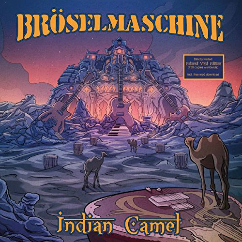 Indian Camel - Ltd. Colored Vi [VINYL] from MADE IN GERMANY