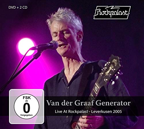 Live At Rockpalast - Leverkusen 2005 (2CD+DVD) from MADE IN GERMANY
