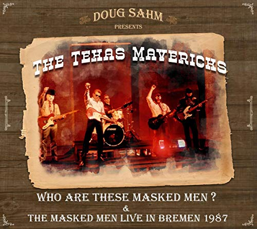 Who Are These Masked Men & The Masked Men Live In Bremen 1987 from MADE IN GERMANY