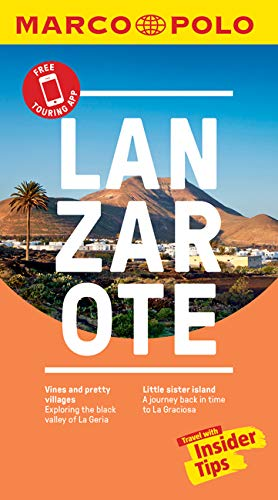 Lanzarote Marco Polo Pocket Travel Guide 2018 - with pull out map (Marco Polo Guides) from MAIRDUMONT GmbH & Co. KG