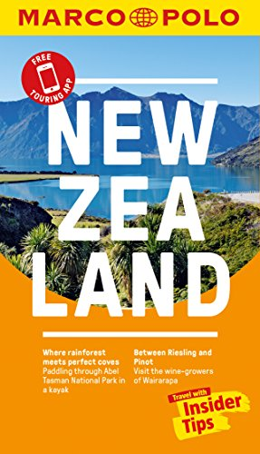 New Zealand Marco Polo Pocket Travel Guide 2018 - with pull out map (Marco Polo Guides) from MAIRDUMONT GmbH & Co. KG