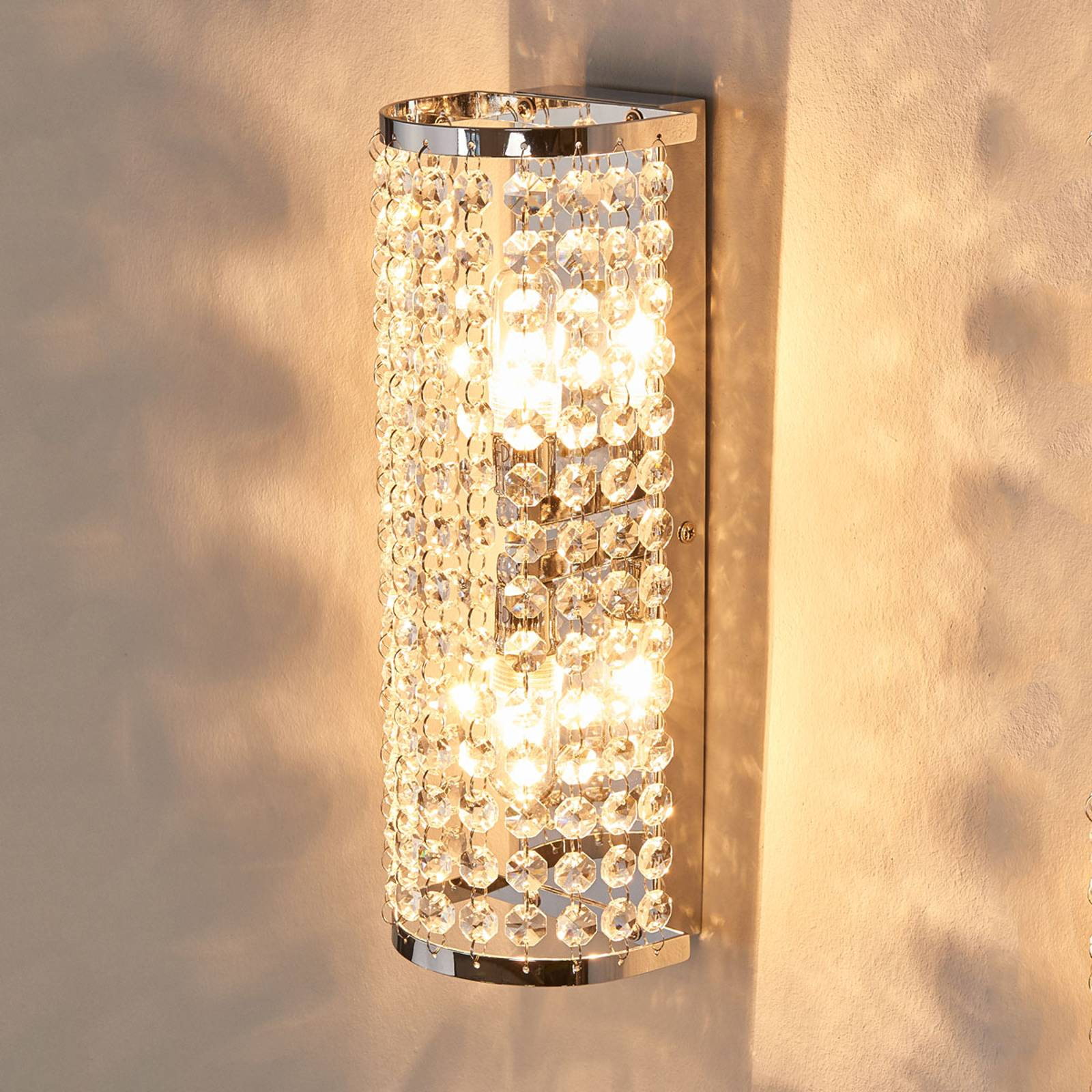 Also for the bathroom - Lysekil wall light, IP44 from Markslöjd