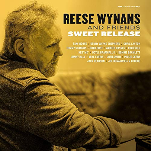 Reese Wynans and Friends: Sweet Release from MASCOT (IT)