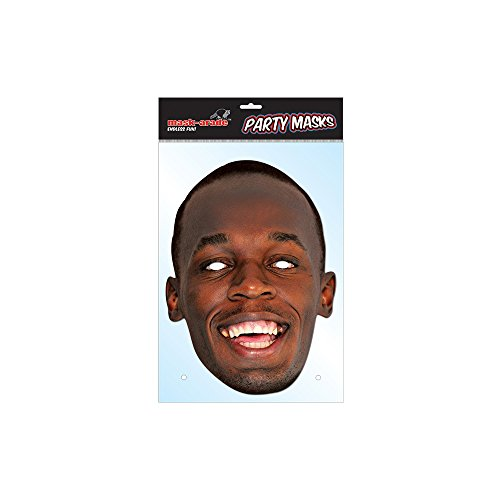 Usain Bolt mask (Mask/Headpiece from Usain