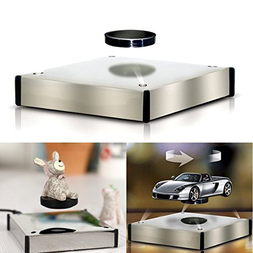 MASUNN Magnetic Levitation Floating Ion Revolution Display Platform Tray With Ez Float Technology from MASUNN