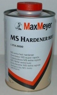Max Meyer 8000 Fast Hardener/Activator 0.5L For Car Paint Lacquers & Primers from MAXMEYER