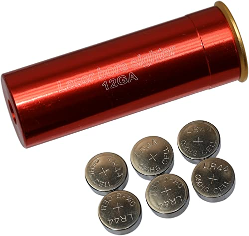 MAYMOC 12G Caliber Cartridge Bore Sighter Boresighter from MAYMOC