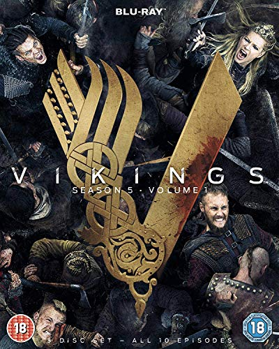 Vikings Season 5 Volume 1 [Blu-ray] [2018] from MGM