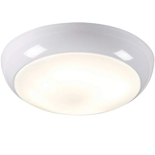 MLA TPB16WOHF - High Frequency 16W Fluorescent Round Polo Bulkhead from ML