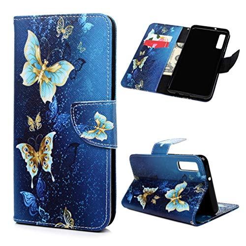 Samsung Galaxy S9 Case Glitter Flip Shockproof 3D Gems Mandala Wallet Case PU Leather with Stand Magnetic Money Pouch Folio Silicone Bumper Gel Protective Phone Cover for Samsung Galaxy S9 Green