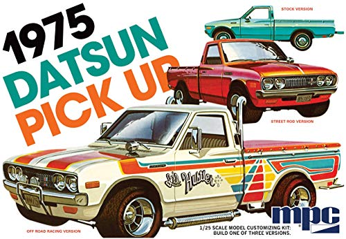 MPC MPC881 1:25 1975 Datsun Pickup, Multi from C.P.M.