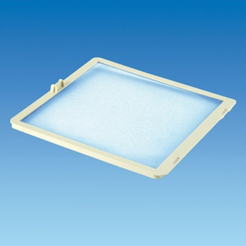 MPK Caravan 360x320 (337x296) Roof Light Rooflight Flyscreen - White from MPK