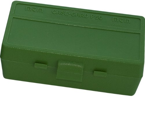 MTM 50RD AMMO BOX from MTM