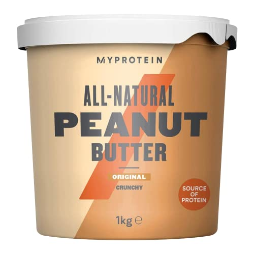 MyProtein Crunchy Peanut Butter Natural from MY PROTEIN