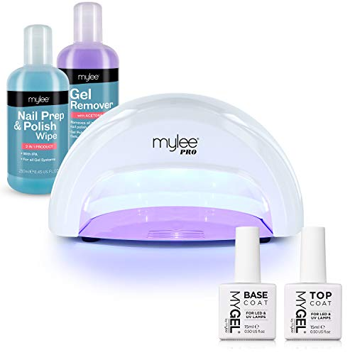 108c519df58 MYLEE 15 Seconds Cure Convex Curing® LED Gel Polish Nail Drying Lamp KIT