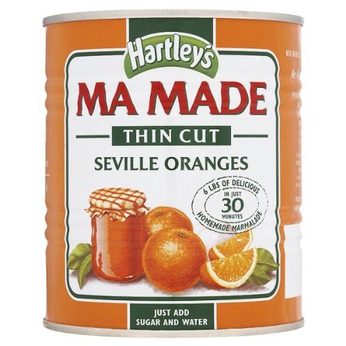 Mamade Seville Orange Thin Cut - 2 x 850gm from MaMade