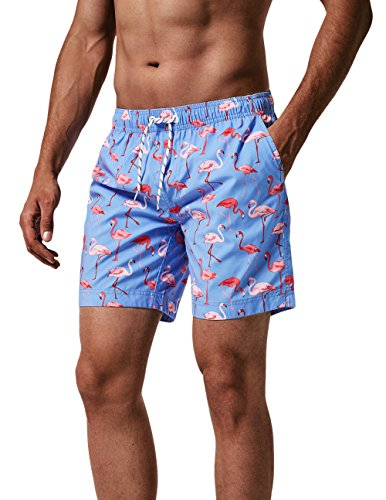 1dbc6d358c9 MaaMgic Men's Swim Trunks Quick Dry Fit Performance Surfing Short with  Pockets from MaaMgic