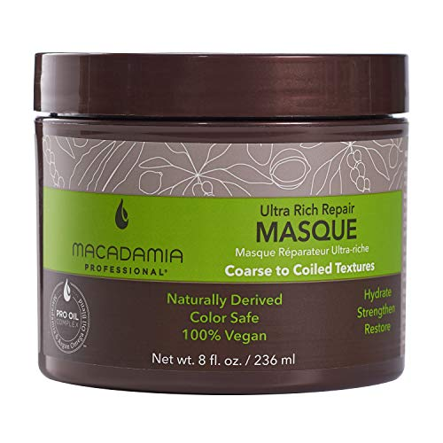 Macadamia Professional Ultra Rich Moisture Masque 236 ml from Macadamia