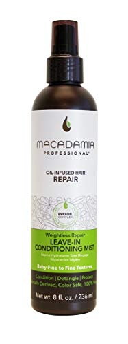 Macadamia Professional Weightless Moisture Conditioning Mist 236 ml from Macadamia