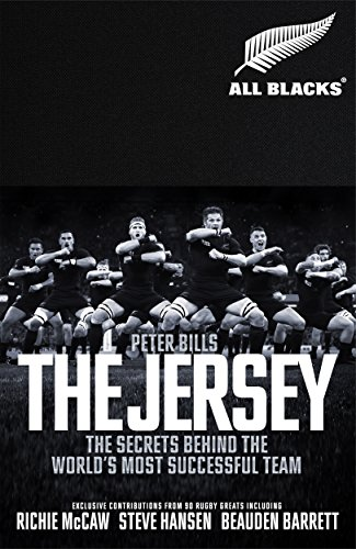 The Jersey: The All Blacks: The Secrets Behind the World's Most Successful Team from Macmillan