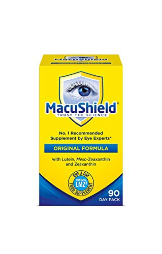 Macushield Capsules, Pack of 90 from Macushield
