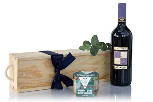 Walton Pate & Red Wine Box from Made Simply Perfect, Northumberland
