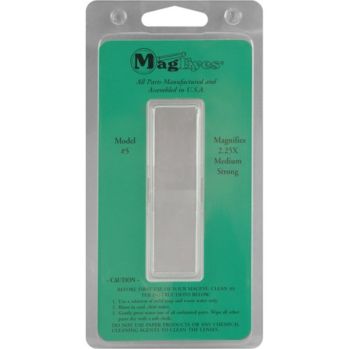 Mag Eyes Magnifier Lens-#5 (2.25x) from Mag Eyes
