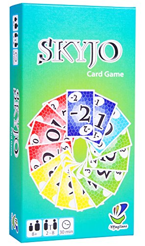 SKYJO, by Magilano - The entertaining card game for kids and adults. from Magilano