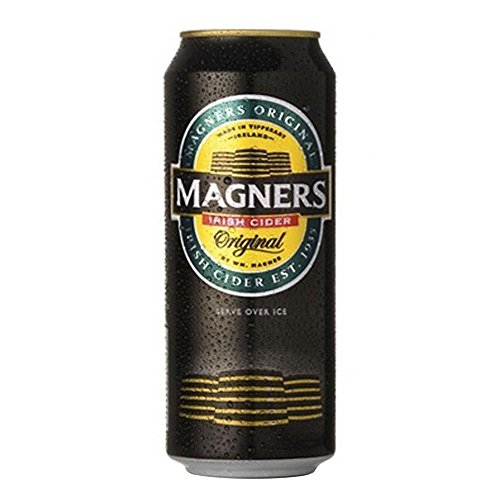 Magners Original Apple Irish Cider (24 x 500ml Cans) from Magners