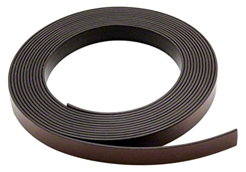 Magnet Expert® 12.7mm wide x 1.5mm thick Magnetic Tape with Premium Self Adhesive - Polarity A ( 5m Length ) from MagFlex