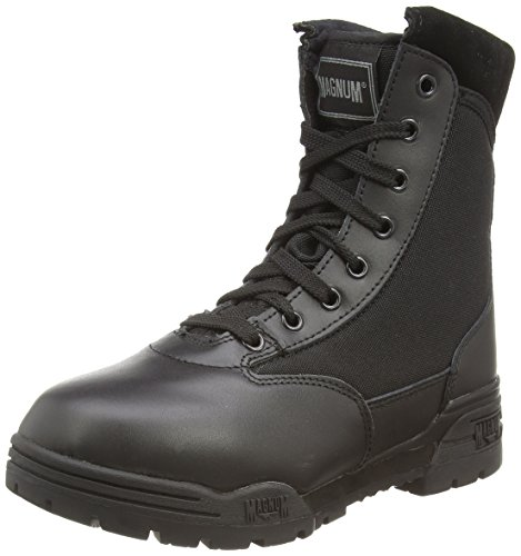 Magnum Classic, Unisex Adults Work Boots, Black (Black 021), 10 UK (44 EU) from Magnum