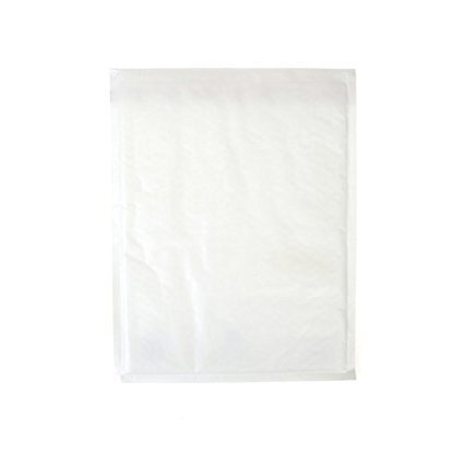 100x White Bubble Featherpost Mail Padded Envelope size int 240x330mm G//4