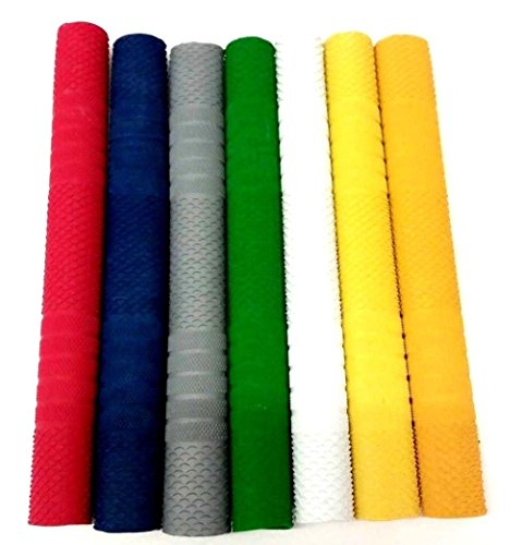 Make or Break Set of 3 Premium Cricket Bat Grip Rubber Replacement Handle Non Slip Good Grip Various Styles (S03 Set of 3) from Make or Break